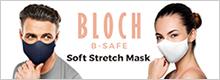 BLOCHソフトストレッチマスク